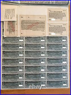 $1000 Blue Dove 1904 Estados Unidos Mexicanos PassCo Authentication