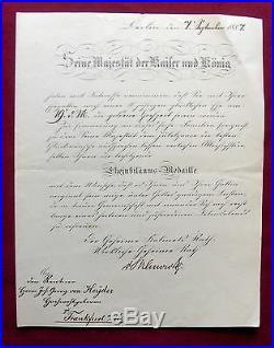 1602-1890 FRANKFURT Bankiers HEYDER Dokumente, Urkunden, Autographen