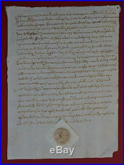 1603 RAVENSBURG Zinsquittung Obligation ÜBERLINGEN