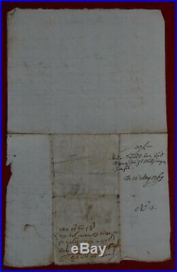 1768 MULFINGEN Schuldschein SCHUTZJUDE Manases JUDAICA