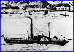 1829 Preussisch-Rheinische Dampfschifffahrt Köln Gründeraktie KD Schifffahrt NRW