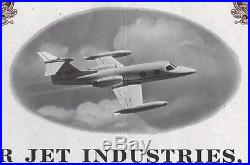 1975 Lear Jet Corporation / Gates Learjet Corporation $8000 Debenture