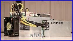 BTC Miner Bitmain Antminer S9 (13th) with PSU