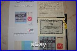 Brazil Government LTN Series H Cr 1.2B (Purple/Roxa) Bond