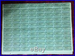 Chinese Lung Tsing U Hai Railway 1913 Super Petchili bond with coupons + passco