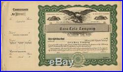 Coca-Cola Company Delaware 1923