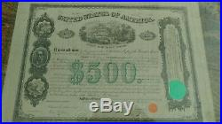 Collectible Santa Anna 1st Mortgage bonds