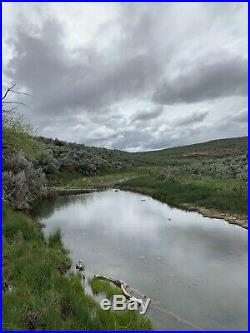 Colorado Mining claim/ The Golden Antelope Placer / Gold Mine/ Dry-washing