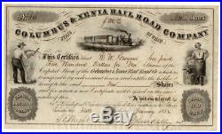 Columbus & Xenia Railroad