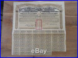 Gold Loan of the Government of the Province of Petchili 1913