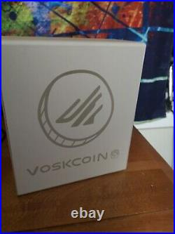 Goldshell Miner Viskcoin Mini-Doge Box Miner (Tested and Working) (WITH PSU)