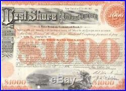 Lot 102 verschiedene USA Aktien / Bonds Top Auswahl