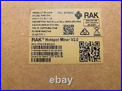 New RAK Wireless Hotspot Miner v2 US/CAN-915 MHZ IN HAND Ships Immediately