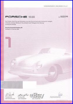 Porsche SE, Stuttgart 2008