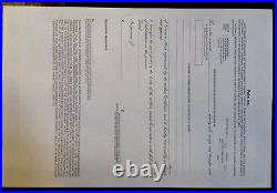 Rare-palm Inc. Stock Certificate-hard To Find-very Nice Condition
