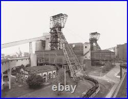 Steinkohlen Bergwerk Friedrich der Große Herne Bochum Kux 1883 Kohle Zeche