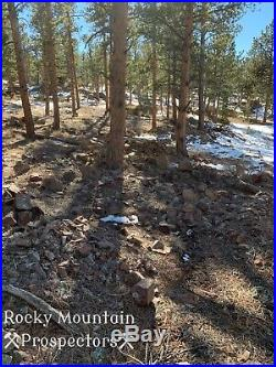 The Heavy Metal Mine (Colorado Lode Claim)