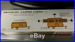 Tootsietoy Apache camper