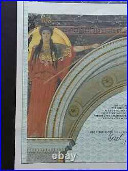 Wolford Aktiengesellschaft 100 Schilling 1995 Jugendstil